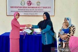 Bhayangkari Polres Aceh Tengah gelar aksi peduli hak sipil anak
