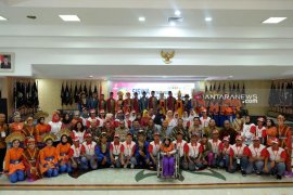 PT. Inalum kirim 23 siswa peserta SMN asal Sulteng ke Sumut