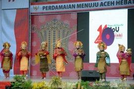 Peringatan 14 Tahun Damai Aceh