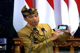Jokowi: imbau aparatur tidak boleh alergi kritik