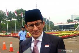 Sandiaga umumkan kembali ke Partai Gerindra