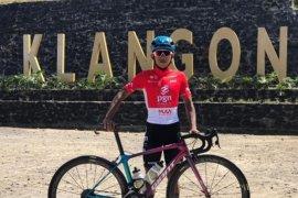 Juara nasional tak ketinggalan momen di Tour d'Indonesia 2019