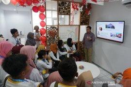 SMN asal Jatim kunjungi Rumah Kreatif Gorontalo