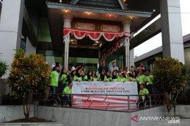 Peserta SMN asal DKI Jakarta kunjungi PT Pelni Cabang Ambon