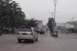 Sejumlah ruas jalan di Medan akan ditutup besok