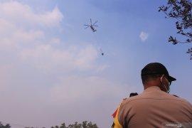 Tiga pelaku diduga pembakar lahan di Palangka Raya ditetapkan jadi tersangka