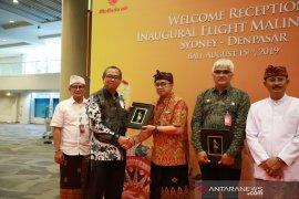 "Kemenpar: rute Sydney-Bali ""Malindo Air"" tingkatkan wisatawan Australia"