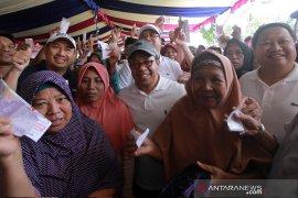 Empat BUMN di Gorontalo gelar pasar murah dan bangun fasilitas umum