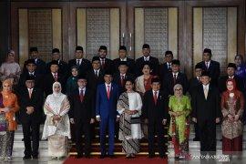 Tiga pidato yang disampaikan Presiden Jokowi pada 16 Agustus