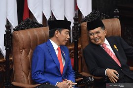 Presiden nyatakan capaian pembangunan ekonomi lima tahun terakhir menggembirakan
