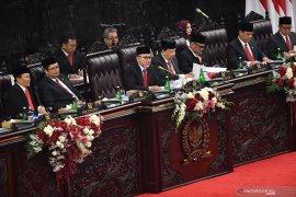 Pengamat soal pidato Presiden tentang laporan kinerja lembaga negara