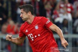 Bayern Muenchen awali musim dengan ditahan imbang Hertha 2-2