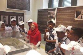 Peserta SMN belajar sejarah penambangan timah di Mentok