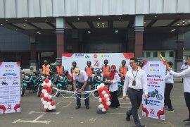 PLN luncurkan penggunaan 26 sepeda motor listrik di  Aceh