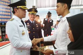 14 napi Lapas Paledang Bogor dapat remisi bebas di HUT Kemerdekaan