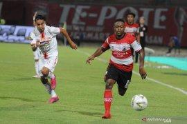 Persija imbang lawan Madura United