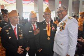 """Pemprov Maluku berikan """"tali kasih"""" bagi 79 pejuang"""
