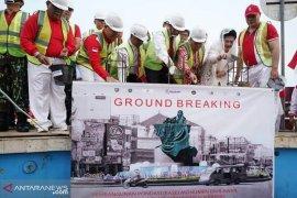"Konsorsium BUMN ""groundbreaking"" monumen Fatmawati di Bengkulu"