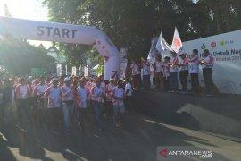 Ribuan masyarakat andil bagian jalan sehat BUMN di Banda Aceh