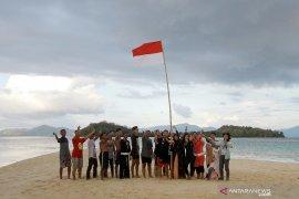 SMN asal Jatim kunjungi obyek wisata Pulau Saronde