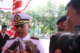 Lanal Sibolga tangkap 2 kapal trawl dan 1 kapal bom