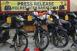 Polres Abdya tangkap dua pelaku curanmor