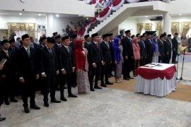 30 anggota DPRD Paser periode 2019-2024 dilantik