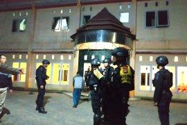 Asrama Papua di Makassar dijaga ketat oleh polisi