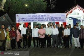 Pelindo Bengkulu terima kunjungan puluhan investor asal India