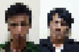 Polres Tangerang tangkap dua pria pengguna sabu