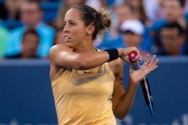 Cedera leher paksa Madison Keys mundur di babak ketiga