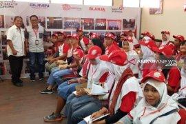 Peserta SMN Sumut kunjungi RKB  Telkom Palu