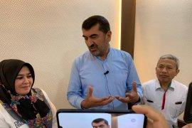 Antrean berhaji di Turki 25 tahun dan biayanya lebih mahal