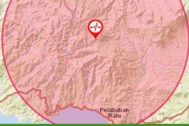 Gempa berkekuatan 3,9 SR getarkan Sukabumi