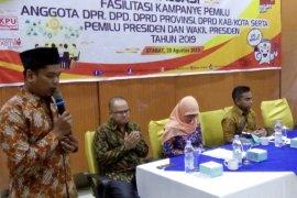 KPU Langkat evaluasi fasilitas kampanye