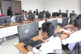 Kemenperin karantina puluhan calon animator di Gedung Inovasi LIPI Cibinong