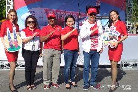 Dua rute penerbangan baru resmi dibuka di Belitung