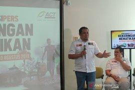 ACT beri bantuan air bersih, pangan dan medis untuk masyarakat wilayah kekeringan