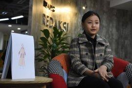 Hanna Aulia Khadijah, desainer cilik yang siap luncurkan brand fashion