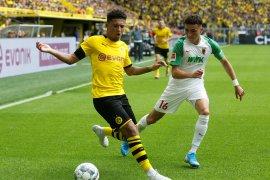 Perpanjang kontrak di Dortmund, Sancho digaji 190 ribu pound