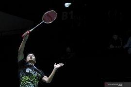 Ginting bertemu pemain Jepang Momota di final China Open