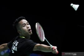 Ginting melaju ke semifinal Hong Kong Open setelah kalahkan Jojo