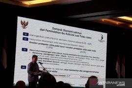 BAPPENAS Paparkan Hasil Kajian Pemindahan Ibu Kota Negara ke Kalimantan