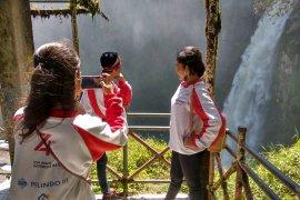 SMN NTT kunjungi beberapa objek wisata di Kerinci