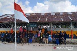 Peserta SMN Sulawesi Tenggara belajar di SD Muhammadiyah Gantong Belitung