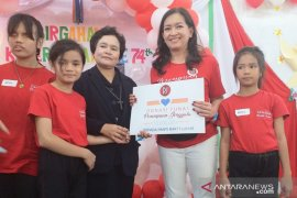 Perempuan Jenggala hibur anak berkebutuhan khusus di hari kemerdekaan