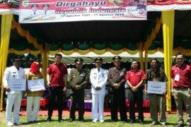 PT NPK Asian Agri serahkan CSR memperingati HUT RI ke-74