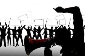 Suarakan anti-rasisme, ribuan warga Mimika, Papua Barat turun ke jalan