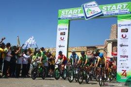 Lagi, pebalap Australia rebut etape ketiga Tour d'Indonesia