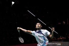 Tommy Sugiarto tak terhentikan perempat final Denmark Open
